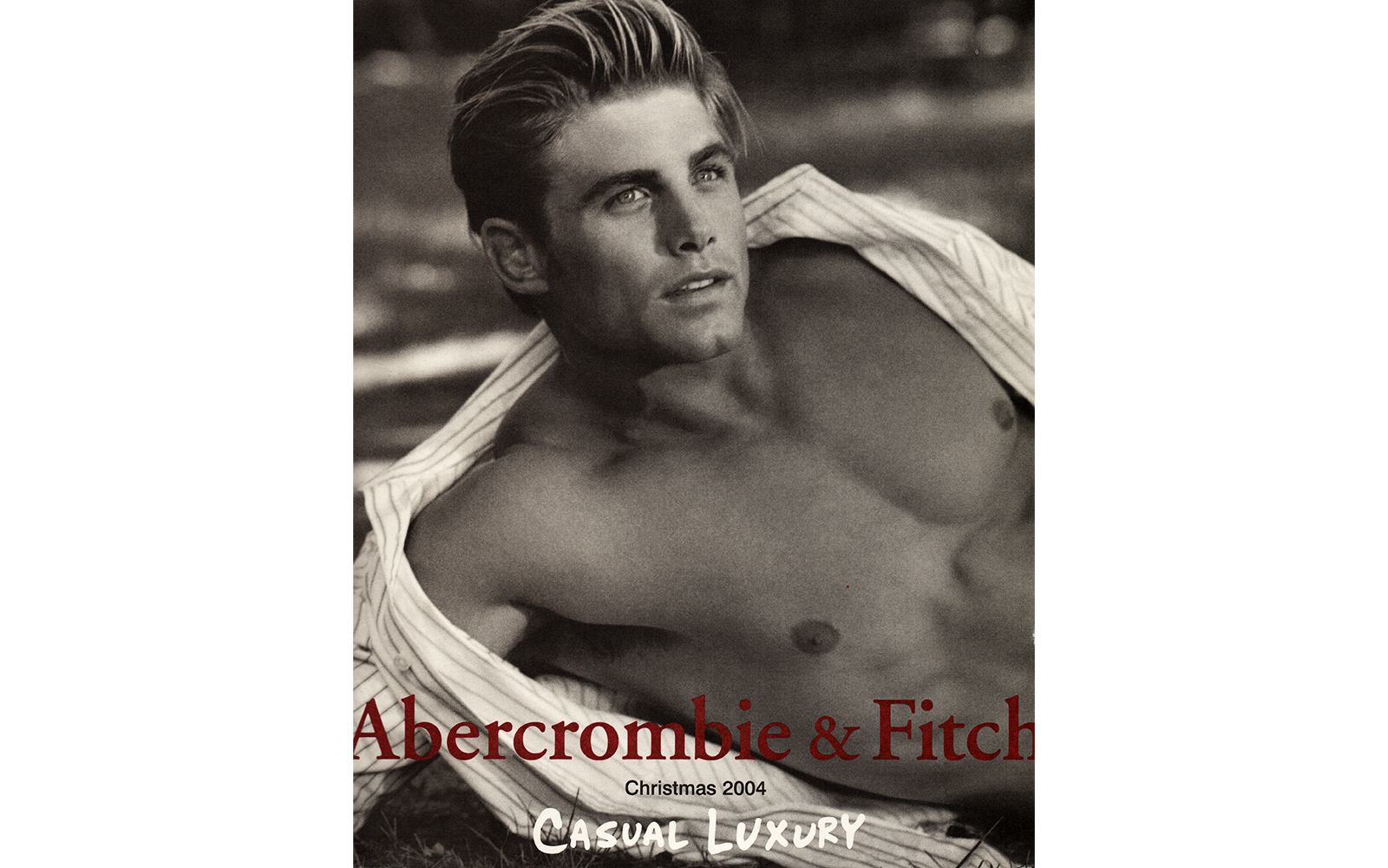 "abercrombie and fitch report essay Abercrombie and fitch has a certain image that it is trying to sell, as do all major name brand clothing retail stores this look is the ""all american look"" the ""all american look"" in its definition is the caucasian, blonde-haired, blue-eyed, surfing look."