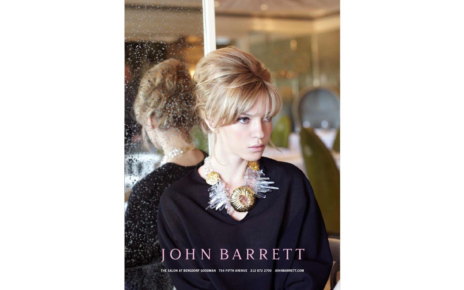 John Barrett Salon - Casting By Laine